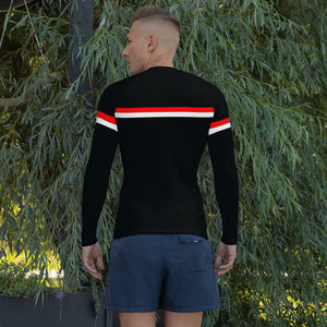 Performance Rash Guard Long Sleeve Shirt - Fitness Stacks