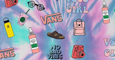 For Teenage Girls, VSCO Trend More Than Just Fashion