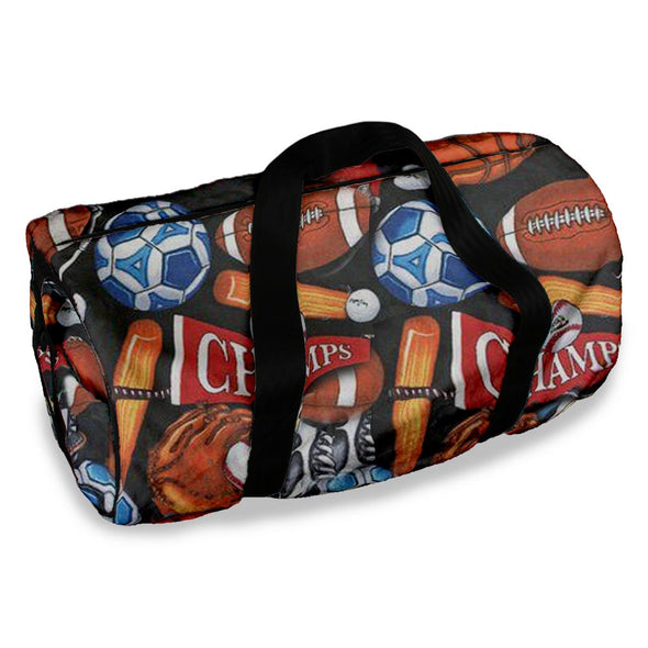 ALL SPORTS DUFFLE BAG