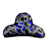 BLUE CAMO BF PILLOW