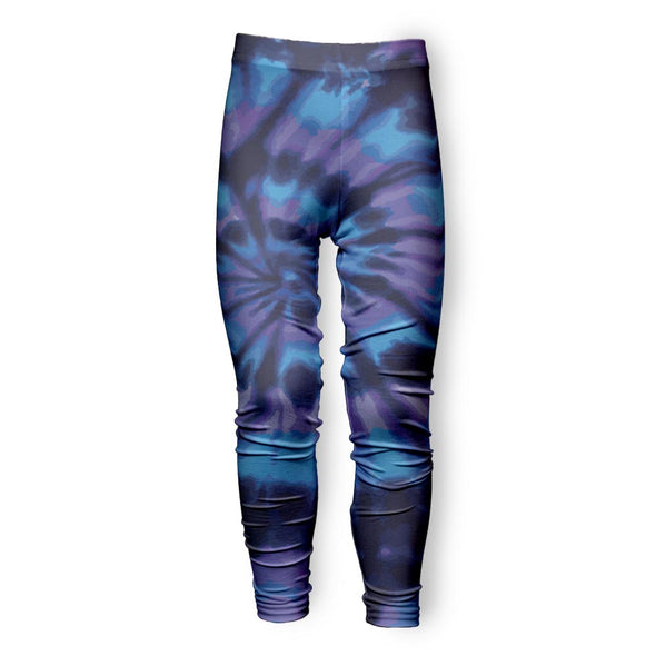 BLUE DYE LEGGING