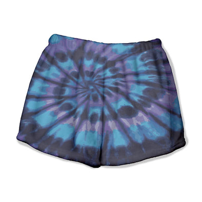 BLUE DYE LOUNGE SHORT