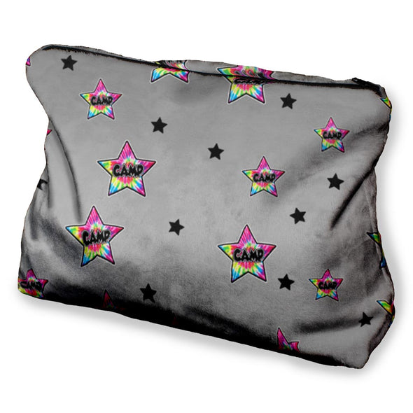 CAMP CLASSIC TIE DYE STAR COSMETIC BAG