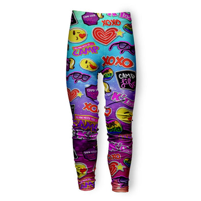 CAMP PATCH LEGGING