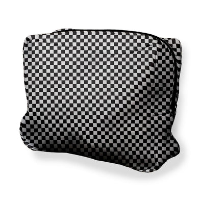 CHECKERED NEOPRENE BAG