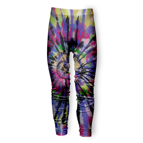 COLORFUL TIE DYE LEGGING