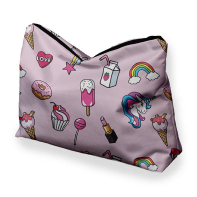 COOL UNICORN COSMETIC BAG