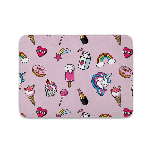 COOL UNICORN MAT