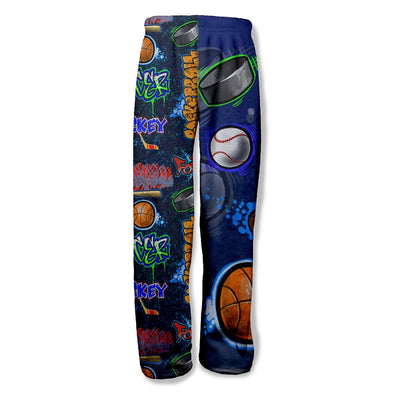 CRAZY SPORTS LOUNGE PANT
