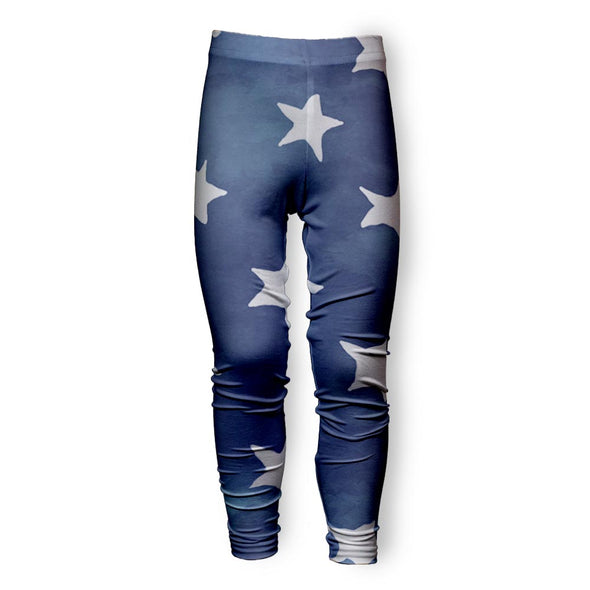 DENIM STAR LEGGING