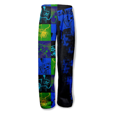 GRAFFITI GAMER LOUNGE PANT