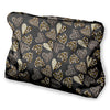 LEOPARD HEARTS COSMETIC BAG