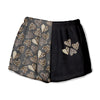 LEOPARD HEARTS LOUNGE SHORT