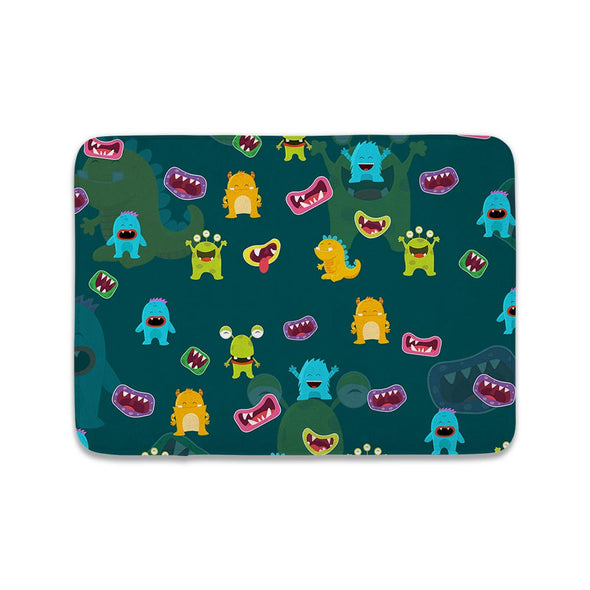 MONSTERS MAT