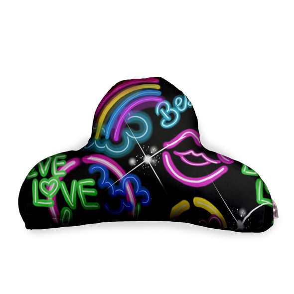 NEON LIGHTS BF PILLOW