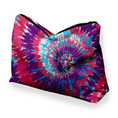 NEW TIE DYE COSMETIC BAG