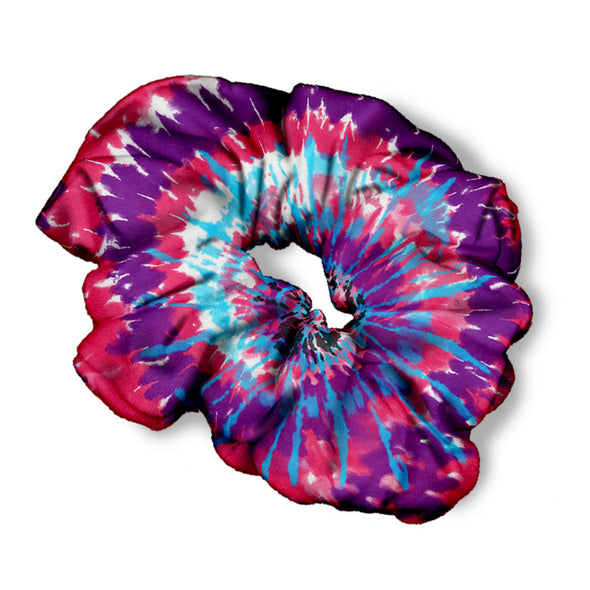 NEW TIE DYE SCRUNCHIE