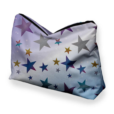 OG GLITTER STAR COSMETIC BAG