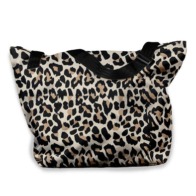 OG LEOPARD VACAY TOTE