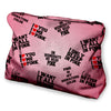 PINK EVERYTHING COSMETIC BAG