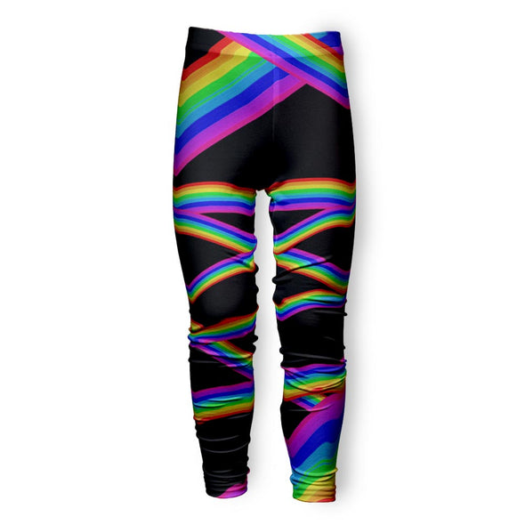 RAINBOW STRIPES LEGGING