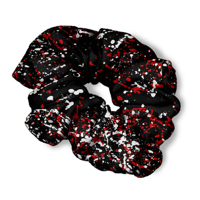 SPLATTER SUPREME SCRUNCHIE
