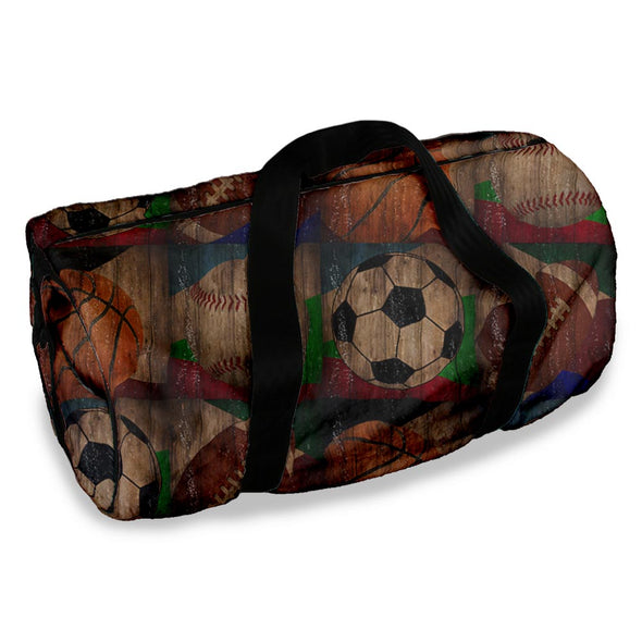 SPORT TILES DUFFLE BAG
