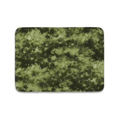 STORM CLOUD BLACK ARMY TIE DYE MAT
