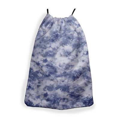 STORM CLOUD NAVY TIE DYE SLING BAG