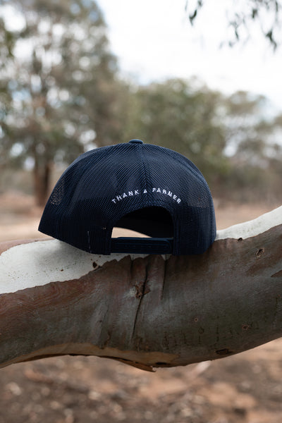 Retro Truckers - Navy