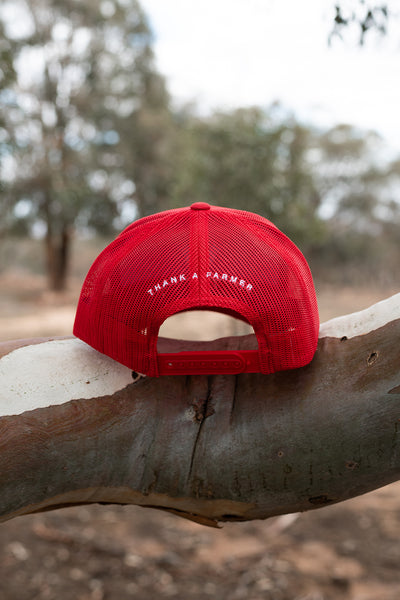 Retro Truckers - Red