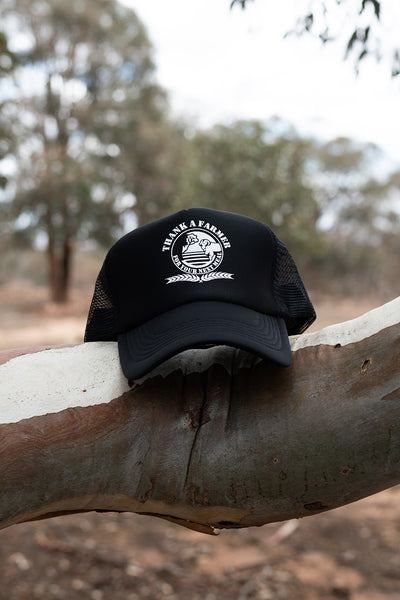 Truckers Cap - Black
