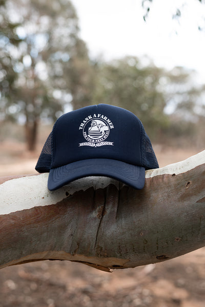 Truckers Cap - Navy