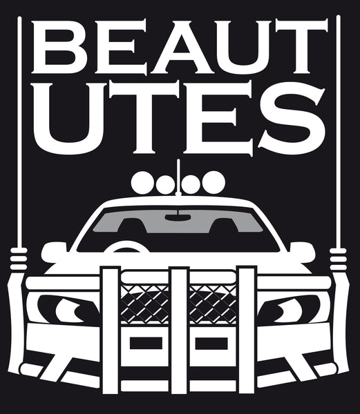 x Beaut Utes Stickers x