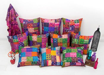 wholesale kantha throw pillows for couch
