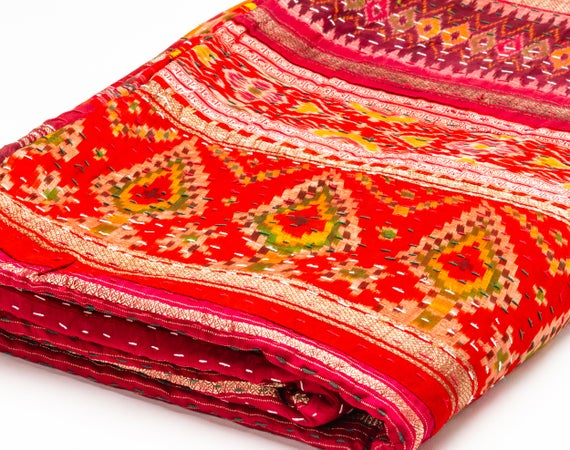 Wholesale Vintage kantha Quilts shop at Jaipur Handloom
