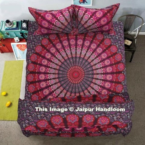 medallion mandala bedding