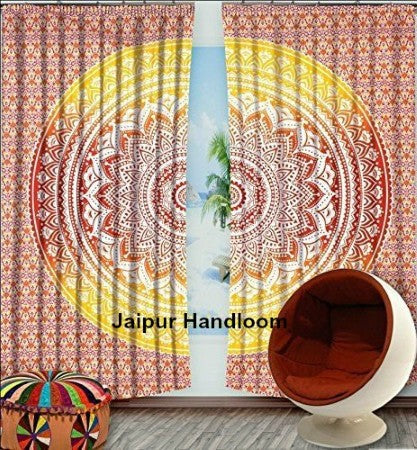 indian tapestry door curtain