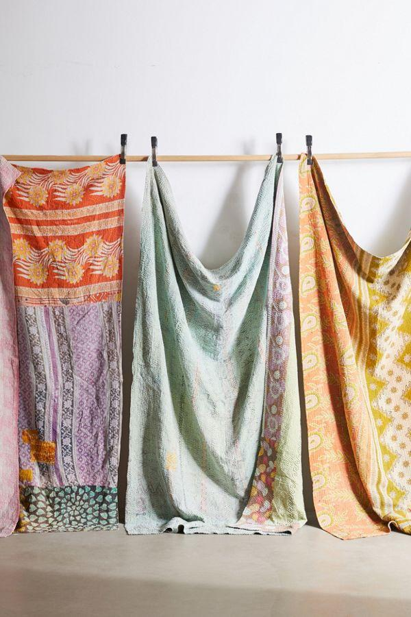 Vintage Kantha Quilts Manufacturers, Suppliers & Exporters in india -  Jaipur Handloom