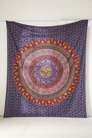 Medallion Wall tapestries by jaipur Handloom