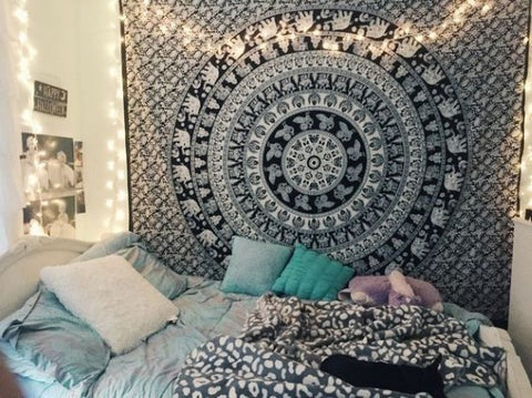 Ordinaire Mandala Tapestries For Dorm Room Decor
