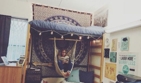 Mandala Tapestry   College Checklist, Dorm Room Ideas U0026 Essentials Part 72