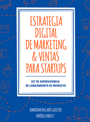 Ebook Estrategia Digital de Marketing & Ventas para Startups (PDF)