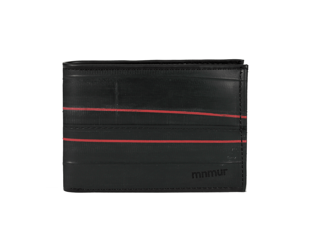 Bike Tube Wallet, Recycled Wallet, Vegan Wallet