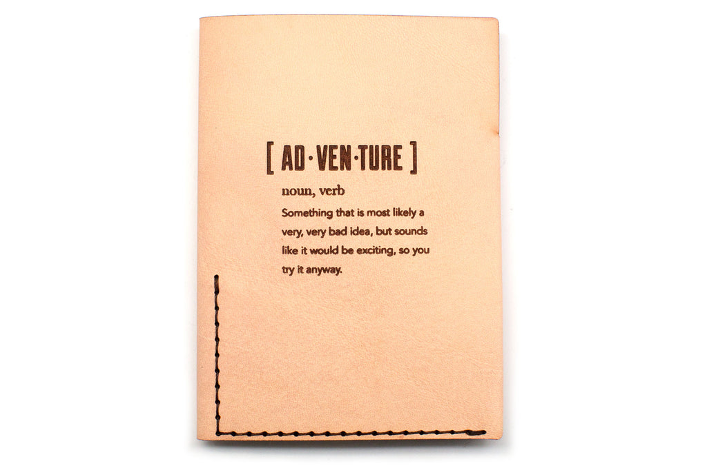 Adventure Passport Case