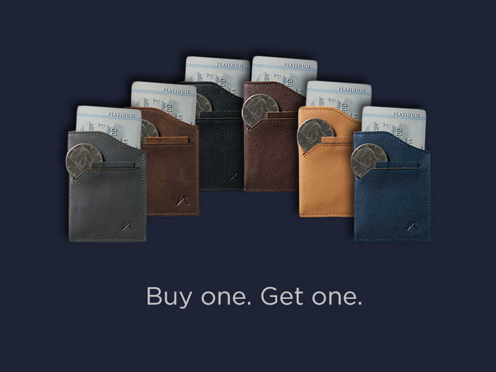 New Promotion - BOGO Natsu Wallet For A Limited Time Only!
