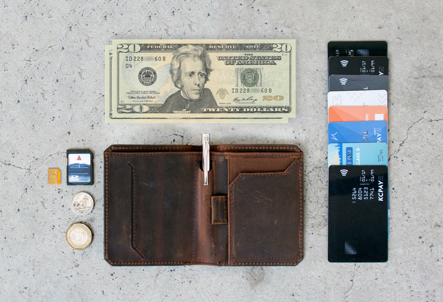 Kaizen Wallet One Fits All