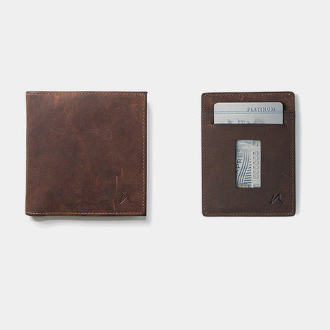Aki + Haru Ideal EDC Bundle [PRE ORDER] - Kisetsu.Co - slim rfid shielding minimalist wallet - 1