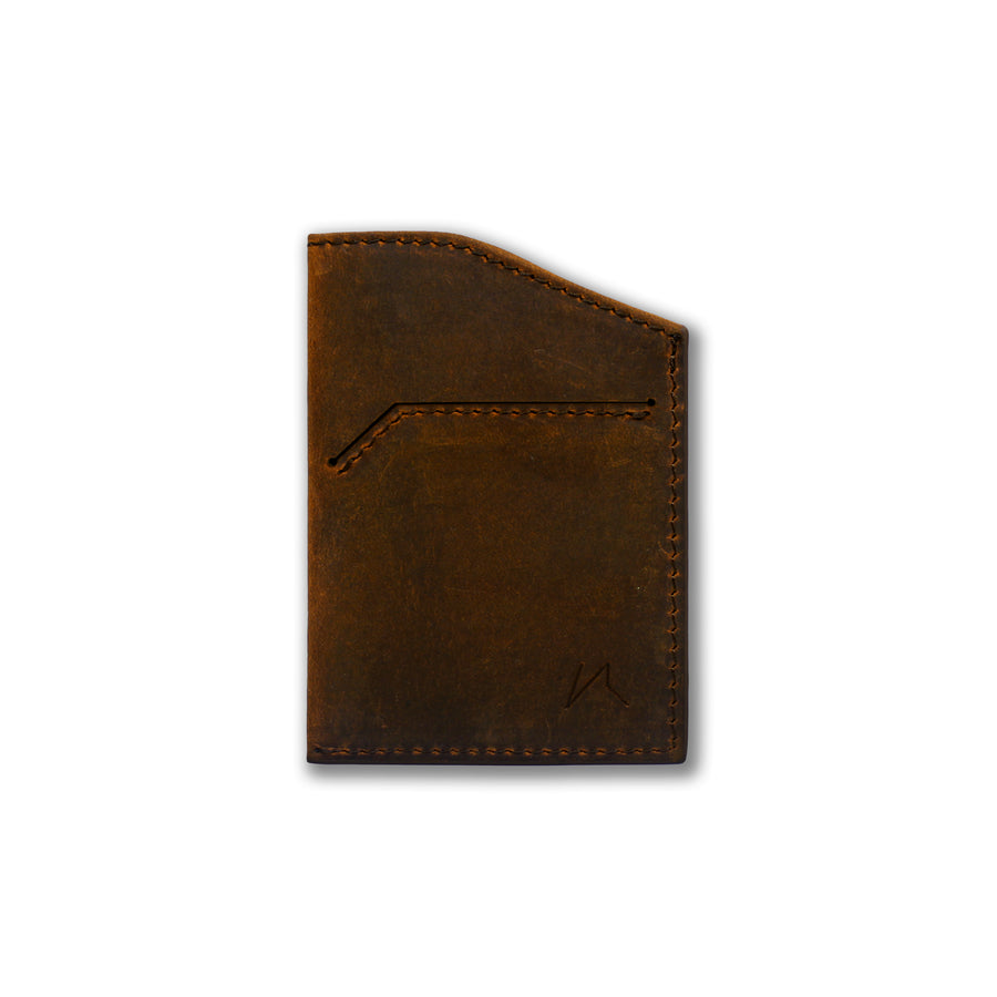 なつ / The Natsu Wallet / Vintage Brown - PRE-ORDER SALE