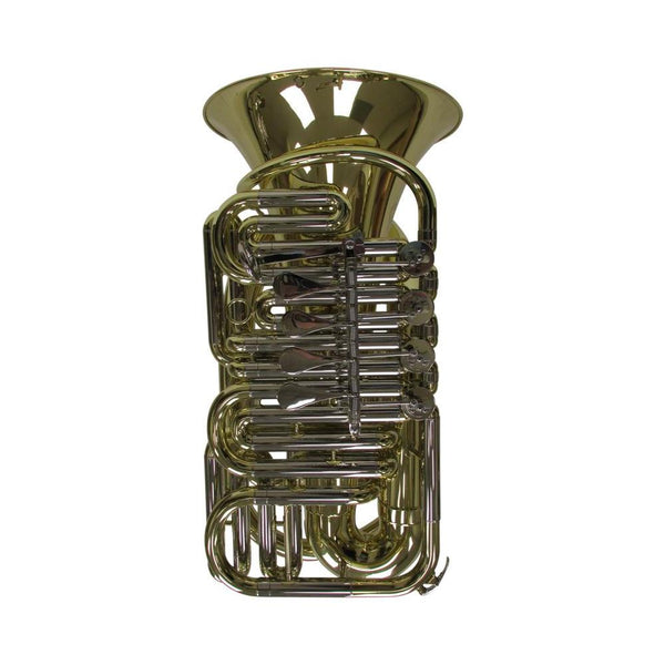 DEMO Tuba Exchange TE-435 Travel Tuba